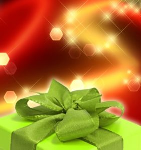 thanks for your christmas present,christmas present
