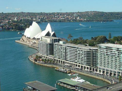 Budget hotels in Australia