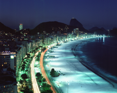 Budget hotels in Brazil