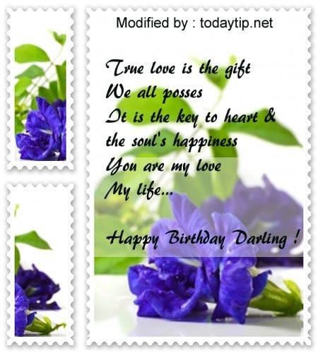 Best Happy Birthday Messages For My Boyfriend – Happy Birthday Card Text Messages