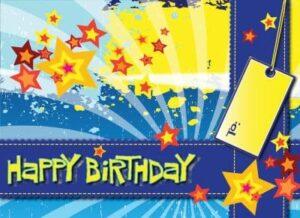 Birthday, birthday messages, Birthday phrases