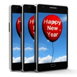 download cute New Year phrases, share New Year messages
