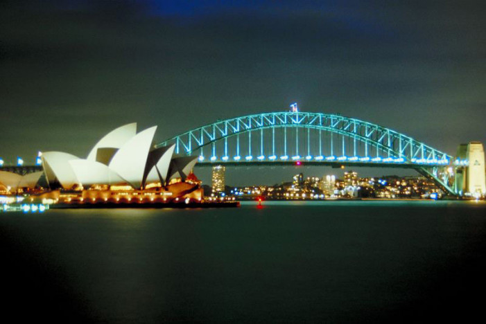 Top tourist places in Australia