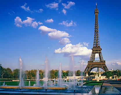 Paris in low priced flights