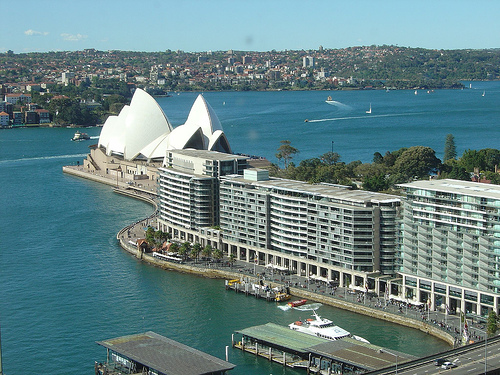 Budget hotels in Australia