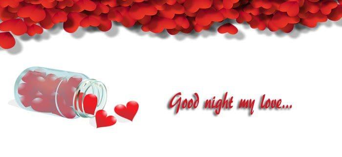 Gud night love 98 Romantic