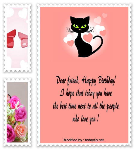 Top Birthday Greetings For Friends | Happy Birthday Wishes ...