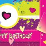 birthday model letter, birthday sample letter, happy birthday