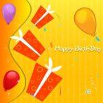 happy birthday letter, happy birthday model letter, happy birthday sample letter