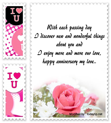 Wonderful Anniversary Messages For Your Boyfriend | Anniversary Love