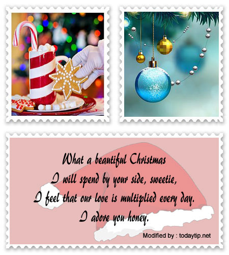 Sweet Christmas Messages For Boyfriends