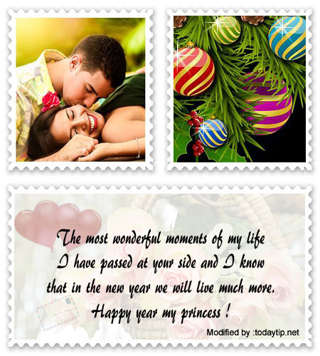 New Year Love Messages Sweet Happy New Year Greetings