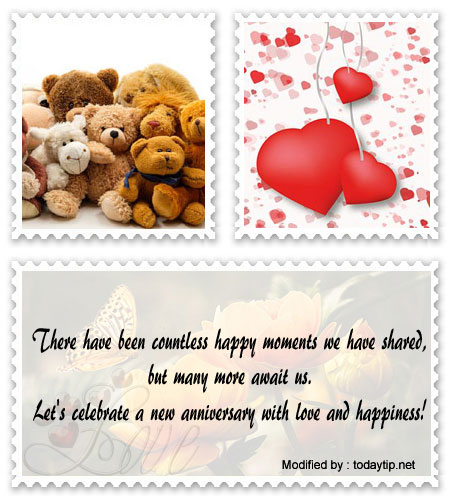 Romantic Happy Anniversary Messages Anniversary Wishes For Lovers