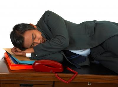 Good tips for a good night sleep