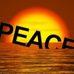 peace sms, peace texts, peace thoughts