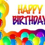 birthday announcement poems, birthday announcement verses, birthday announcement wordings