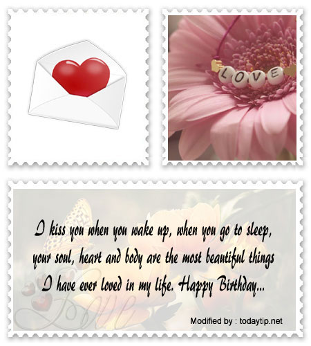 Romantic Birthday Wishes For Lovers