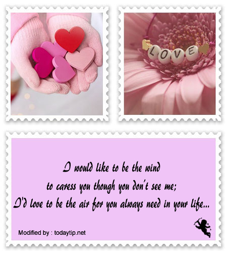 Sweet Love Texts For My Girlfriend | Romantic Love Quotes
