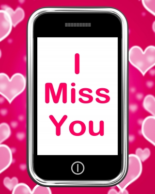 Nice I Miss You Texts For Your Partner