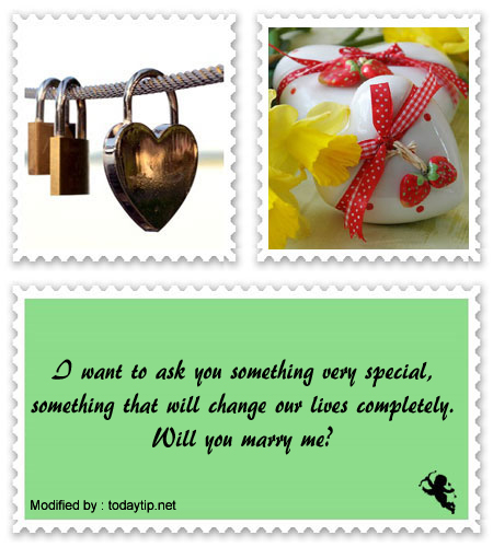 Romantic Marriage Proposal Messages Love Words For Her For Your