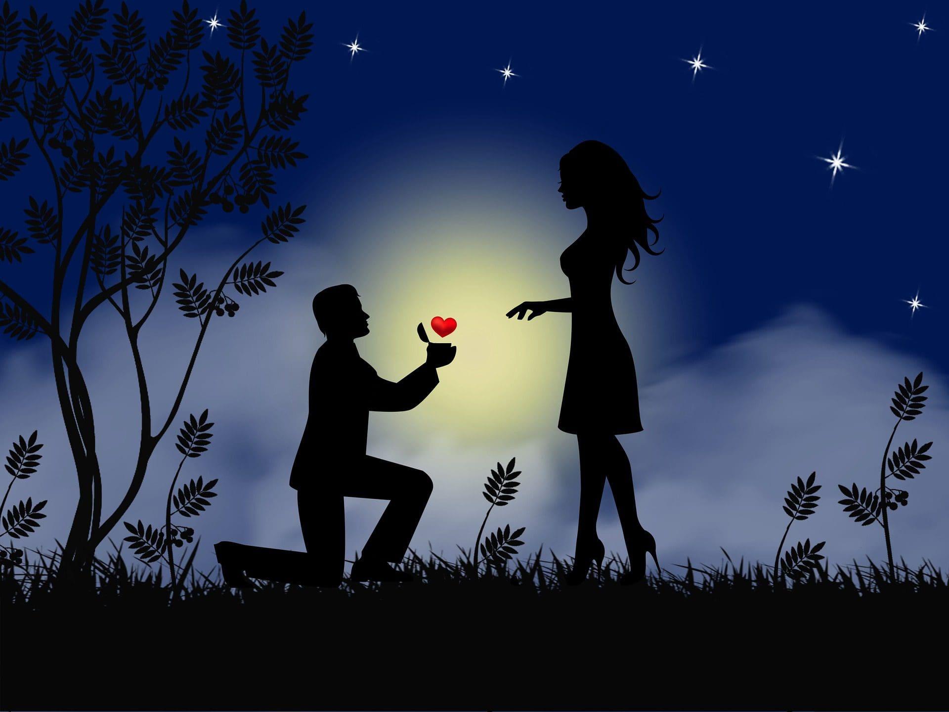 Прикольные картинки про романтику со смыслом мужчине, юбилею лет мужчине